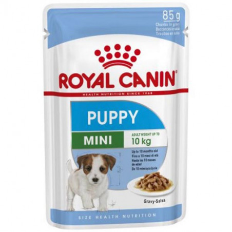 Royal Canin Puppy Mini Sobre 85gr