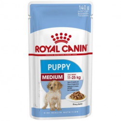 Royal Canin Puppy Medium Sobre 140gr