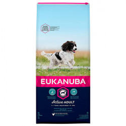 Eukanuba Adult Medium Mantenimiento