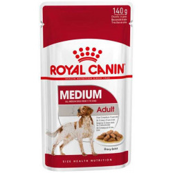 Royal Canin Medium Adult Sobre 140gr