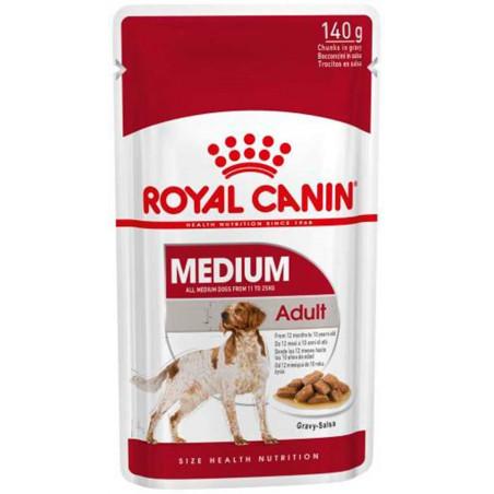 Royal Canin Medium Adult Sobre 140gr