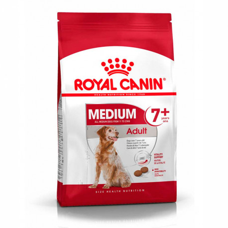 Royal Canin Medium Adult +7