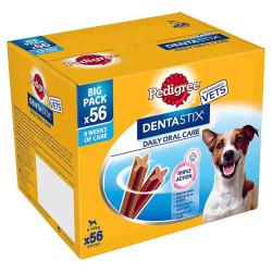 Pack Para 2 Meses Pedigree DentalStix Care Perros De Raza Mini