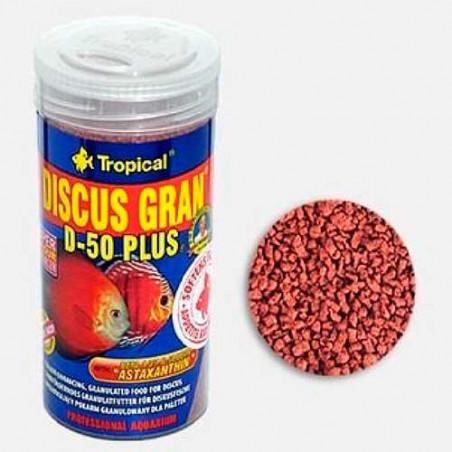 Tropical Discus Gran D-50 Plus Granulos