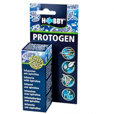 Hobby Protogen Alimento Infusorio Con Espirulina