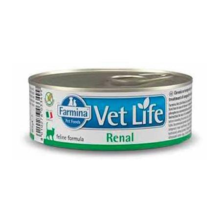Farmina Vet Life Renal Para Gatos 85g