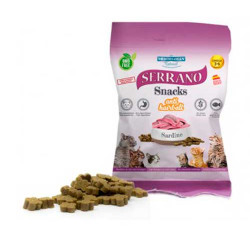 Snack Serrano Mediterranean Sardina