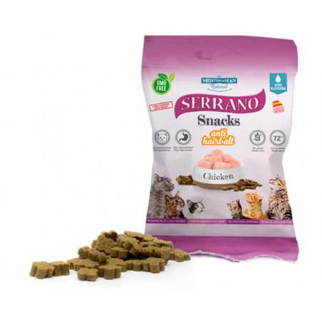 Snack Serrano Mediterranean Pollo Para Gatos