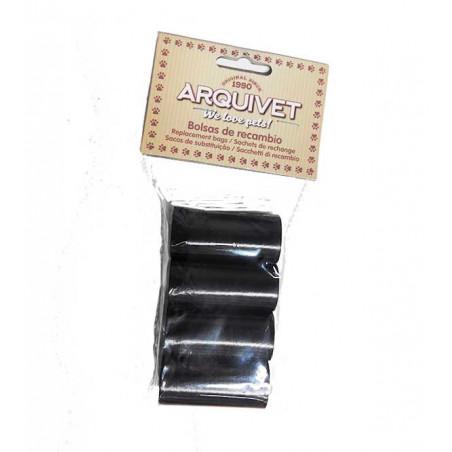 Bolsas Repuesto Arquivet 80 bolsas