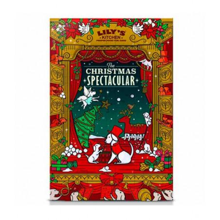 Calendario de Adviento Navideño Lily's Para Perros