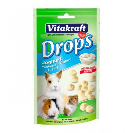 Vitakraft Roedores Drops Yogurt
