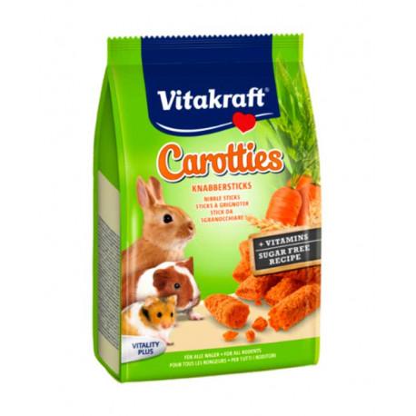 Vitakraft Conejos Enanos Bastoncitos de Zanahorias