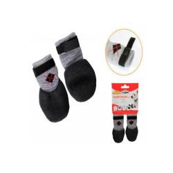 Calcetines Negros Para Perros
