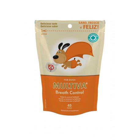 Multiva Dogs Breath Control Para Perros Control Del Mal Aliento