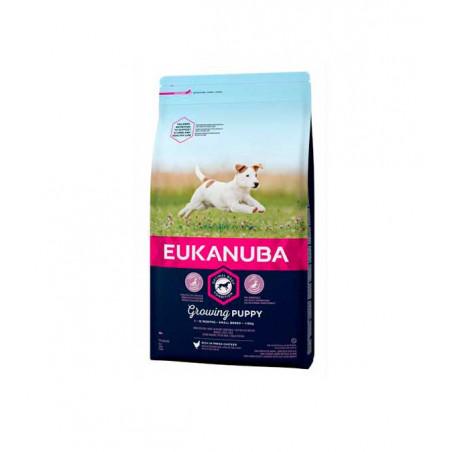 Eukanuba Cachorro Razas Pequeñas Pollo