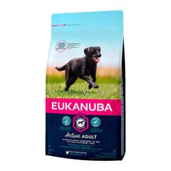 Eukanuba Adult Razas Grandes Mantenimiento