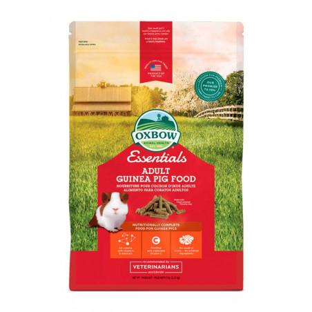 Alimento Oxbow Essentials Adult Para Cobayas