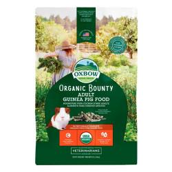 Alimento Oxbow Organic Bounty Para Cobayas