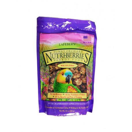 Alimento Nutri-Berries Huerto Soleado Para Loros