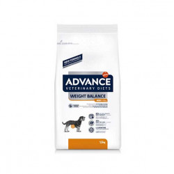 Advance Veterinary Diets Weight Balance Canine ( Obesity ) Razas Mini