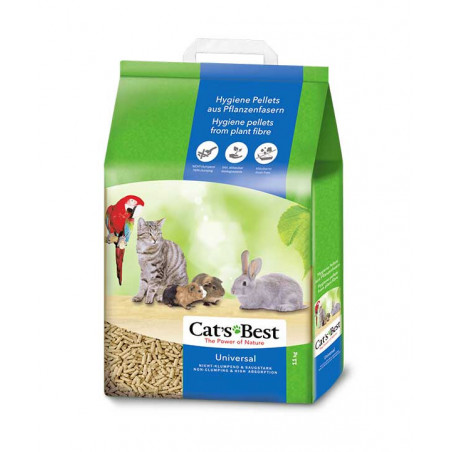 Lecho Cat's Best Universal Ecológico y Biodegradable