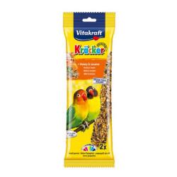 Vitakraft Barritas con miel para agapornis
