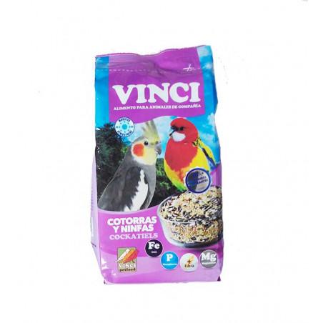 Alimento Vinci Para Cotorras Y Ninfas
