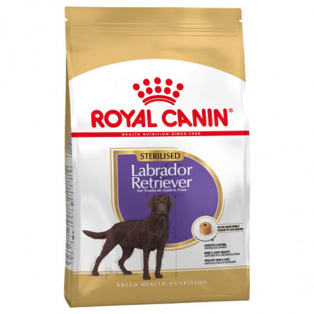 Royal Canin Labrador Retriever adulto Sterilised