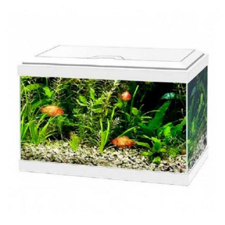 Acuario Aquarium 60 LED Light Blanco Kit Completo