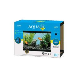 Acuario Aqua 15 Ciano