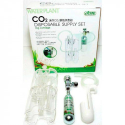 Kit Con Cilindro Desechable Difusor Vertical de CO2