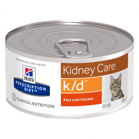 Prescription Diet Feline k/d Latas 156g