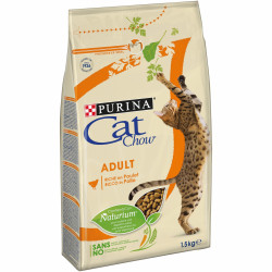 Purina Cat Chow Adulto Rico en Pollo