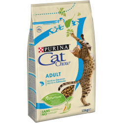 Purina Cat Chow Adulto Rico en Salmón