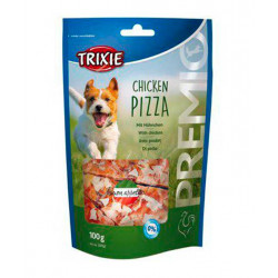 Trixie Chicken Pizza con Pollo