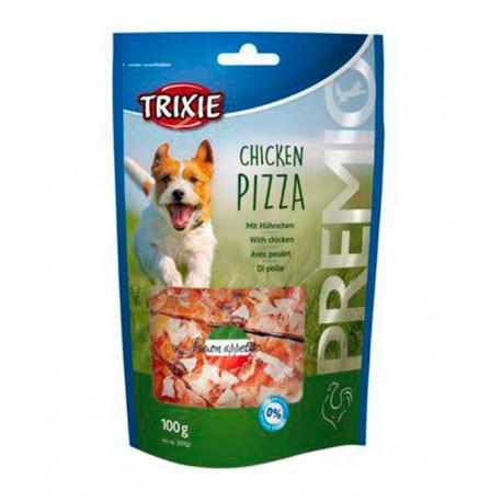 Trixie Chicken Pizza con Pollo