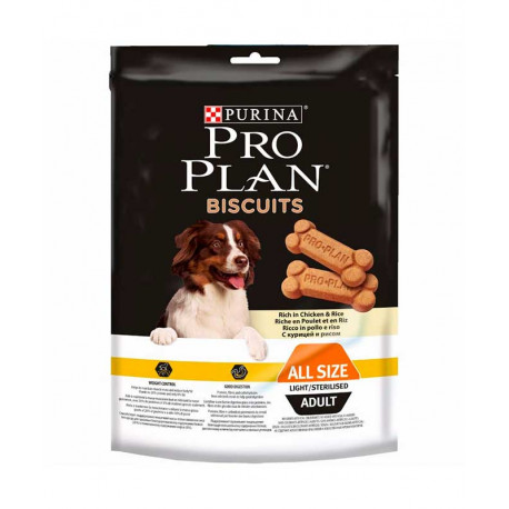Purina Pro Plan Galletas Light