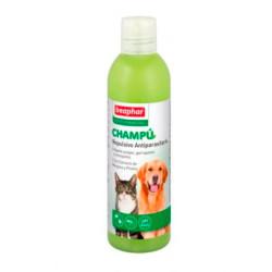 Champú Repulsivo Antiparasitario para Perros y Gatos
