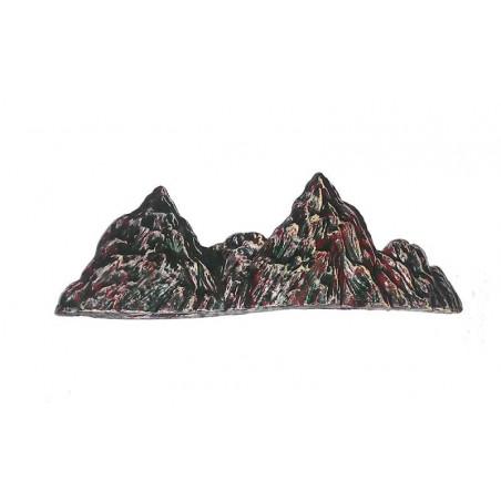Cordillera De Resina Decorativa Acuarios