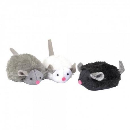 Juguete Ratón con Sonido Para Gatos