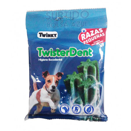 Twinky Dental TwisterDent Razas Pequeñas