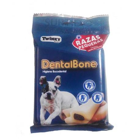 Snack Dental Huesos Razas Pequeñas