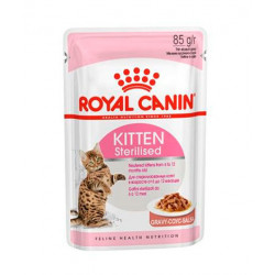 Royal Canin Kitten sterilised Salsa