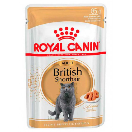 Royal Canin British ShortHair Salsa 85g