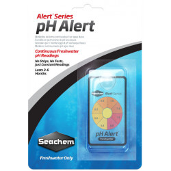 Seachem Ph Alert Detector del Nivel en Acuarios