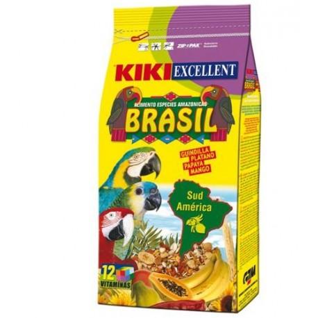 Kiki Amazonas Alimento Para Loros 800g