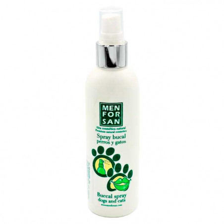 Spray Bucal para Perros y Gatos