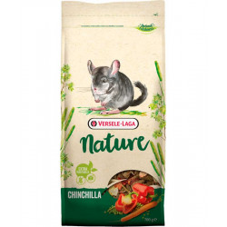 Alimento Versele Nature para Chinchillas