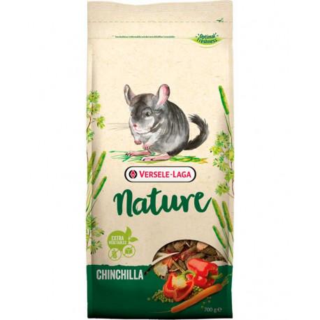 Alimento Versele Nature para Chinchillas