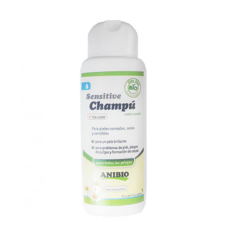 Anibio Champú Natural Concentrado